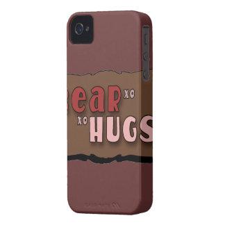 Bear Hugs iPhone 4 Case