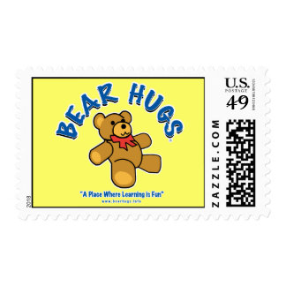 Bear Hugs Postage