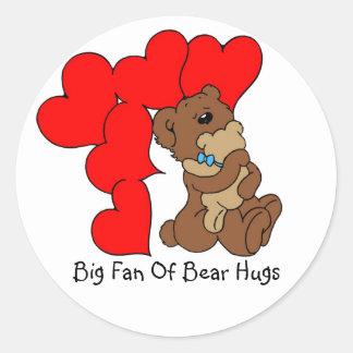 Bear Hugs! - Sticker