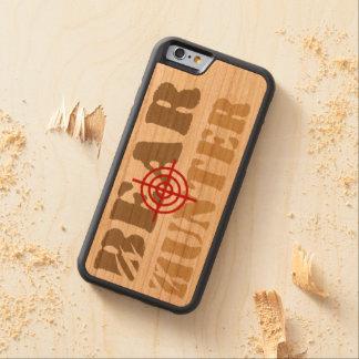 Bear Hunter Carved® Cherry iPhone 6 Bumper Case
