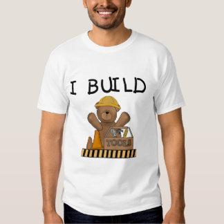 Bear I Build Tshirts and Gifts