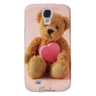 bear i luv u HTC Vivid case