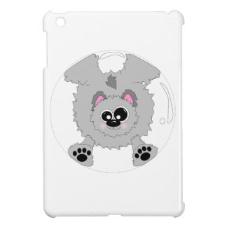 Bear in a Bubble Case For The iPad Mini