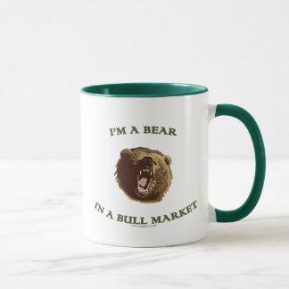 Bear in a Bull Market Mug