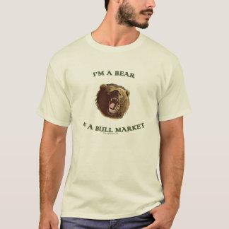 Bear in a Bull Market T-Shirt