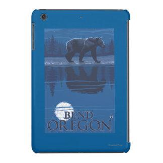 Bear in Moonlight - Bend, Oregon iPad Mini Cover