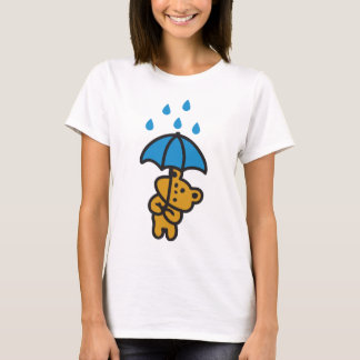 Bear in the rain T-Shirt