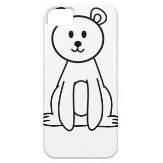 Bear iPhone SE/5/5s Case