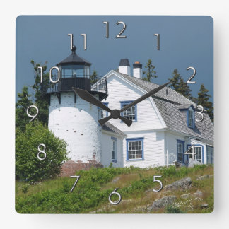 Bear Island Lighthouse Wall Clock