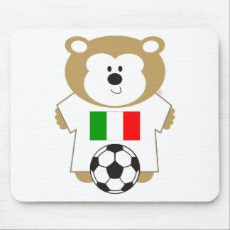 BEAR ITALY MOUSE PAD