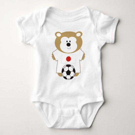 BEAR JAPAN BABY BODYSUIT