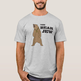 Bear Jew Tshirt