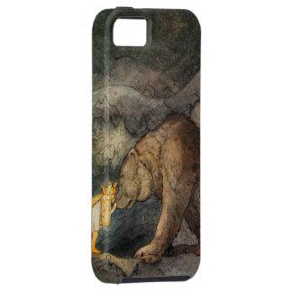Bear Kiss iPhone 5 Cases