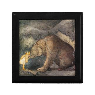 Bear Kiss Gift Box