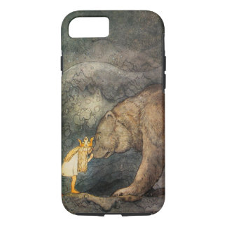 Bear Kiss iPhone 7 Case