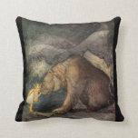 Bear Kiss Pillow