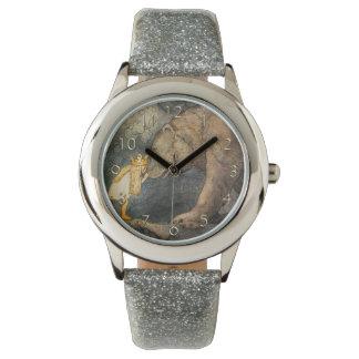 Bear Kiss Wristwatch