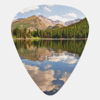 Bear Lake. Colorado. Guitar Pick