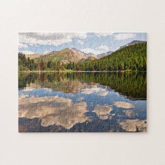 Bear Lake. Colorado. Jigsaw Puzzle