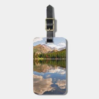 Bear Lake. Colorado. Luggage Tag