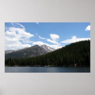 Bear lake print