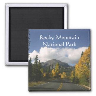 Bear Lake Road Rocky Mountain National Park Magnet