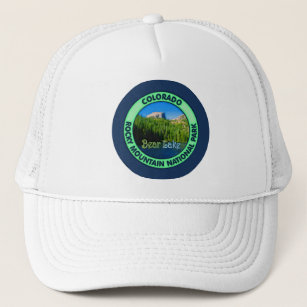 dec69e791a7 ... france bear lake rocky mountain national colorado trucker hat 6f234  f8e5f