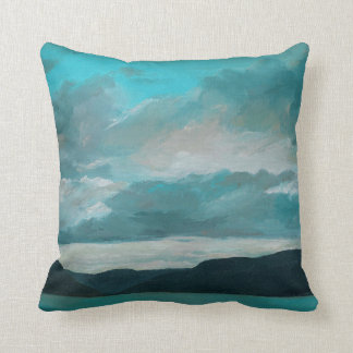Bear Lake Utah pillow