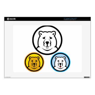 Bear Laptop Skin