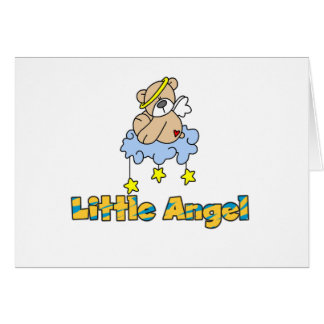 Bear Little Angel Tshirts and Gifts Card