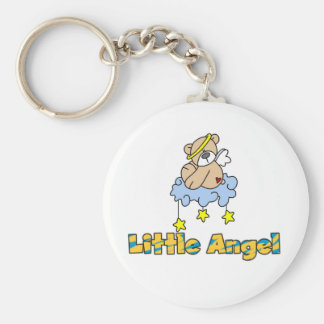 Bear Little Angel Tshirts and Gifts Key Chains