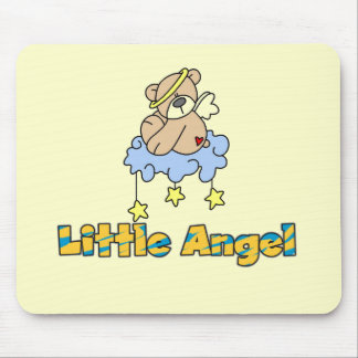 Bear Little Angel Tshirts and Gifts Mouse Pad