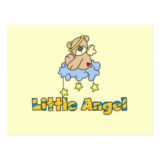 Bear Little Angel Tshirts and Gifts Postcard