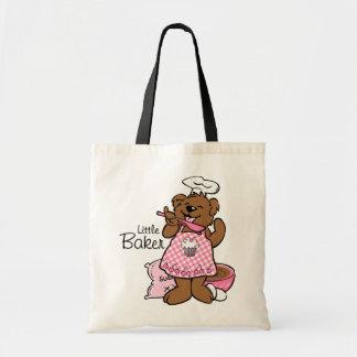 Bear Little Baker Bag