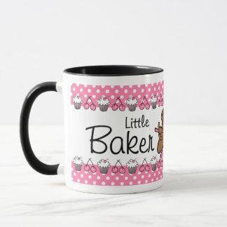 Bear Little Baker Custom Mug