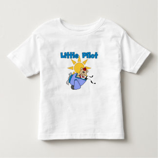 Bear Little Pilot T-shirts