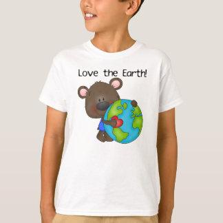 Bear Love the Earth T-Shirt