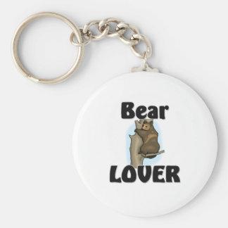 Bear Lover Keychain