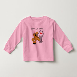 Bear Loves Ice Cream Tshirts and Gifts