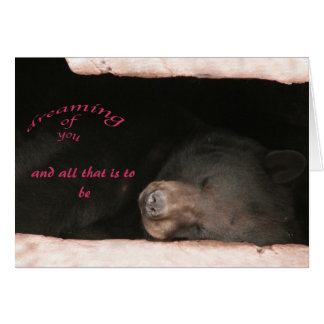 Bear-ly Valentines Day Card