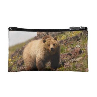 bear makeup bag