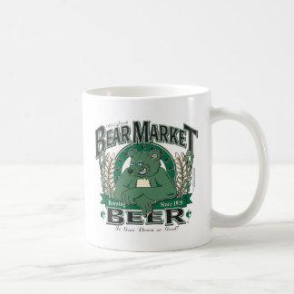 Bear Market Beer - Wall Street Brewing Company Coffee Mug