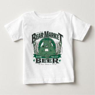 Bear-Market-CNBC-LARGE Baby T-Shirt