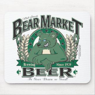Bear-Market-CNBC-LARGE Mouse Pad