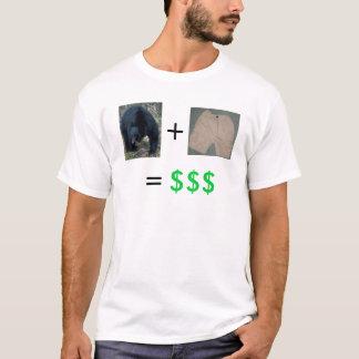 Bear Market + Shorting = Profit T-Shirt