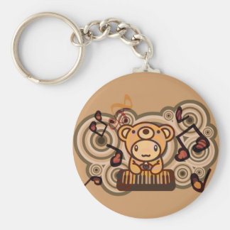 Bear_Method Keychain