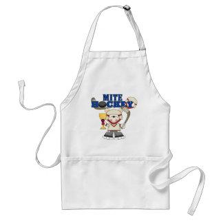 Bear Mites Hockey Champ Tshirts and Gifts Adult Apron