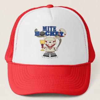 Bear Mites Hockey Champ Tshirts and Gifts Trucker Hat