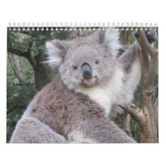 Bear-mix calendars