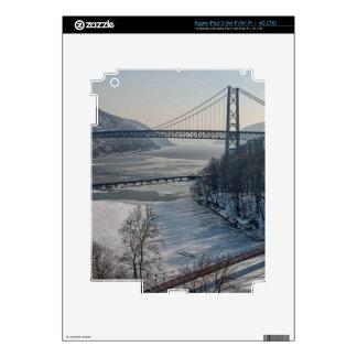 Bear Mountain Bridge Decal For iPad 3
